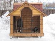Дом будка вальер для собак в Ташкенте 185-02-42 Сергели,  Спутник