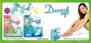 Dream soft - гигиенические прокладки