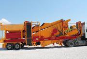 Промывка и сортировочных установок GNR YM1650
