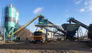 Constmach 100 тонн Цементные силосы